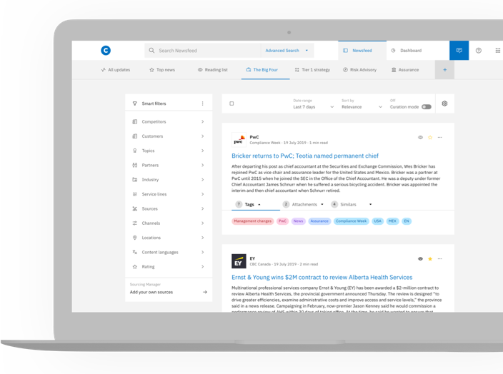 Competitive Insights Right in Your Email Inbox