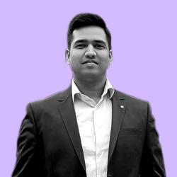 Naveen Kumar, Head of Strategic Ops