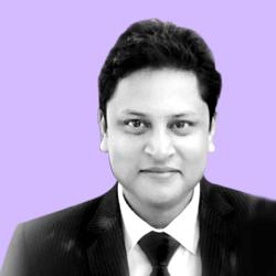 Saurav Pramanik, Asst. Vice President